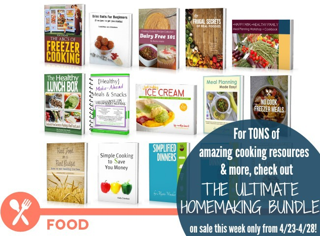 Ultimate Homemaking Bundle :: KaysePratt.com