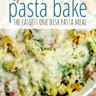 Tasty Thursday: Pasta Bake!