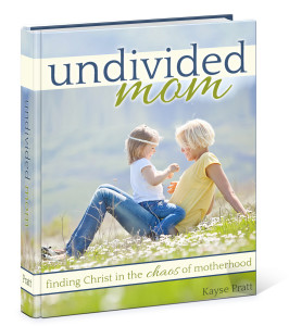 Undivided Mom - Kayse Pratt