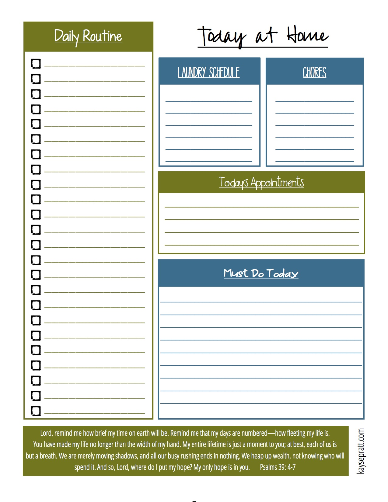 The Ultimate List of Free Printables! - Intentional Moms