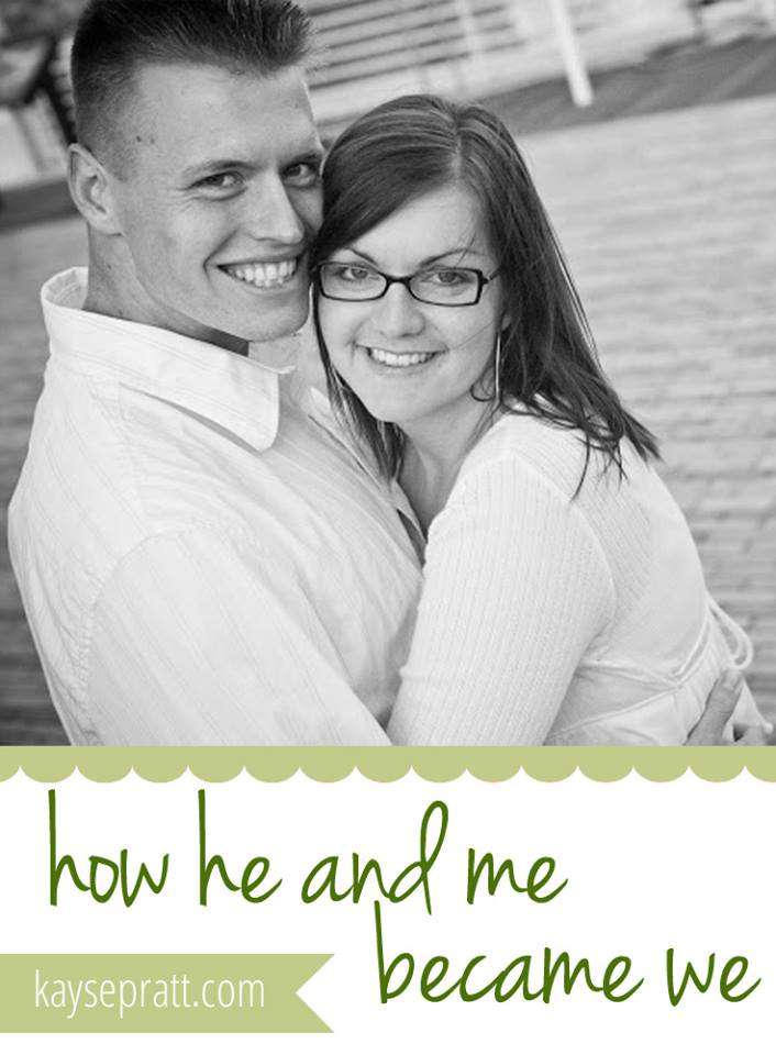 How He & Me Became We