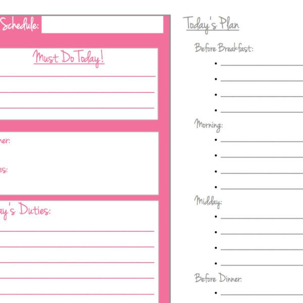 daily schedule - kaysepratt.com