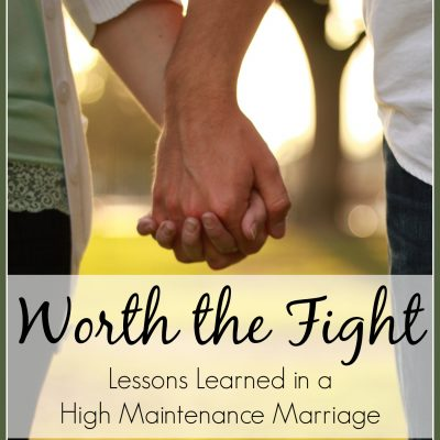 Because Your Marriage IS Worth the Fight