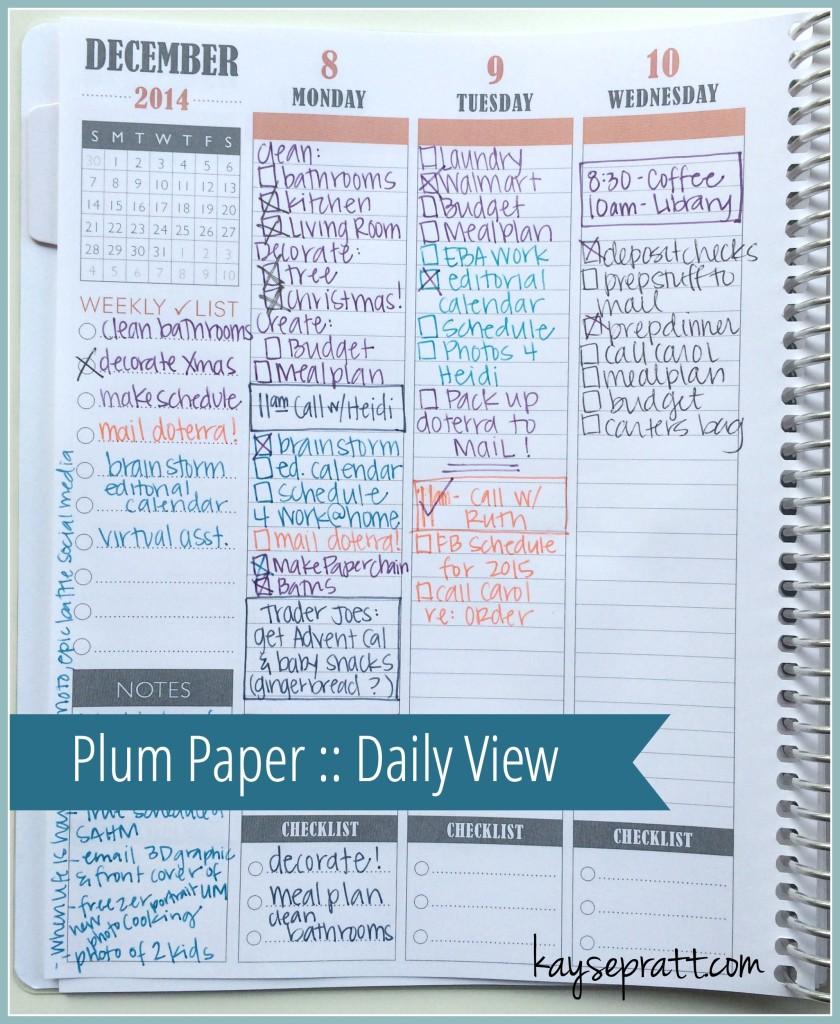 Find Your Perfect Planner - KaysePratt.com