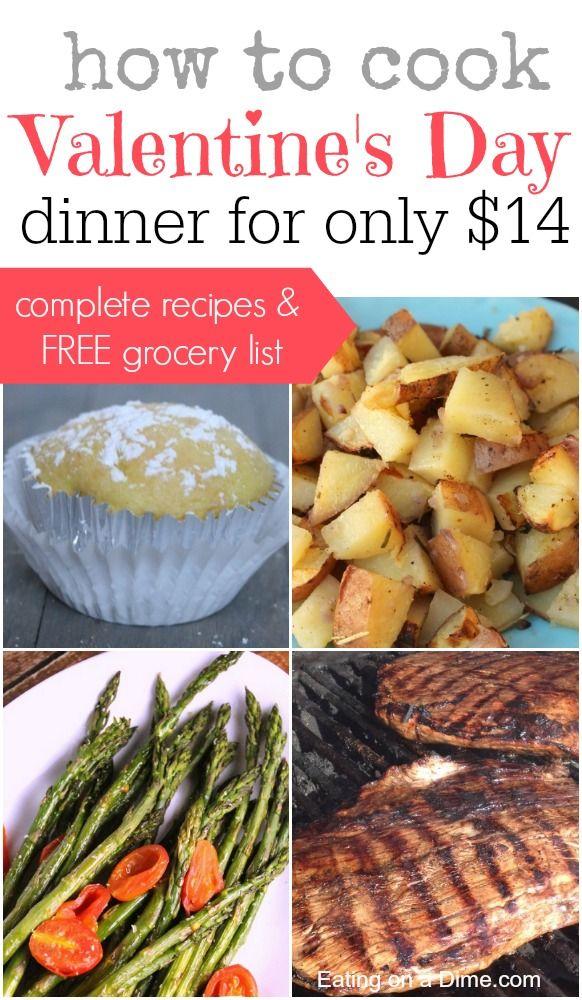 4 Fun & Romantic Dinners On A Budget - KaysePratt.com