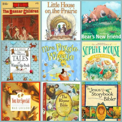 Read Aloud Books 2