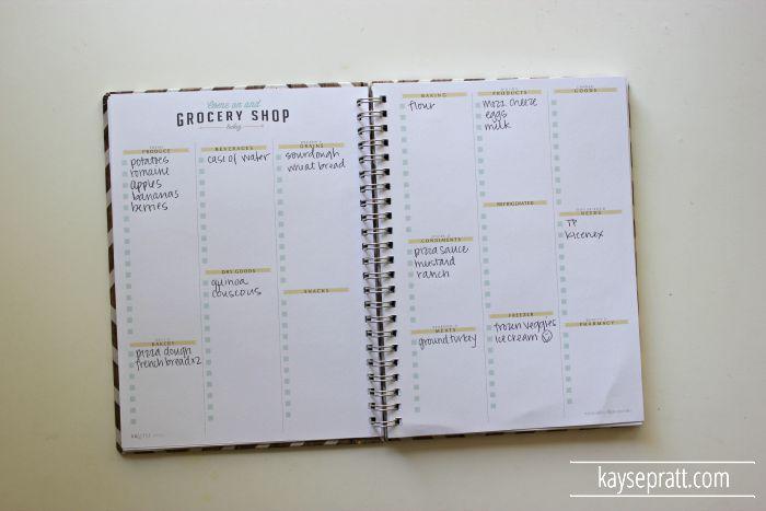My Favorite Meal Planning Tool - KaysePratt.com