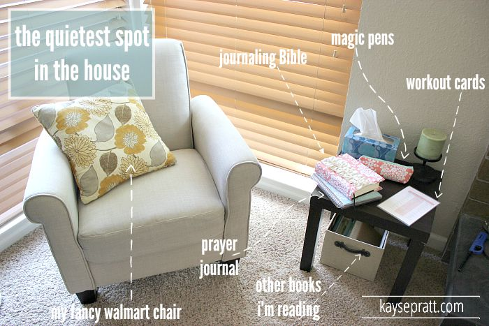 Quiet Time Essentials - KaysePratt.com.jpg