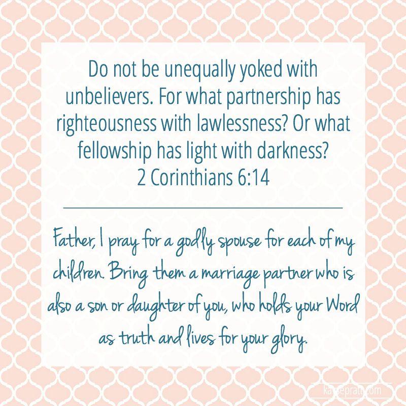 2 Corinthians 6.14