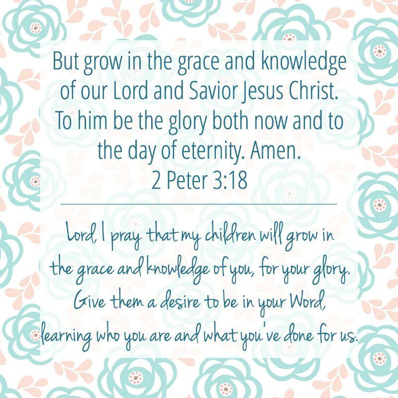 2 Peter 3.18