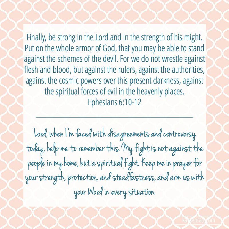 Ephesians 6.10
