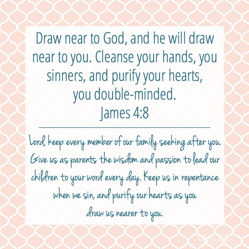 James 4.8