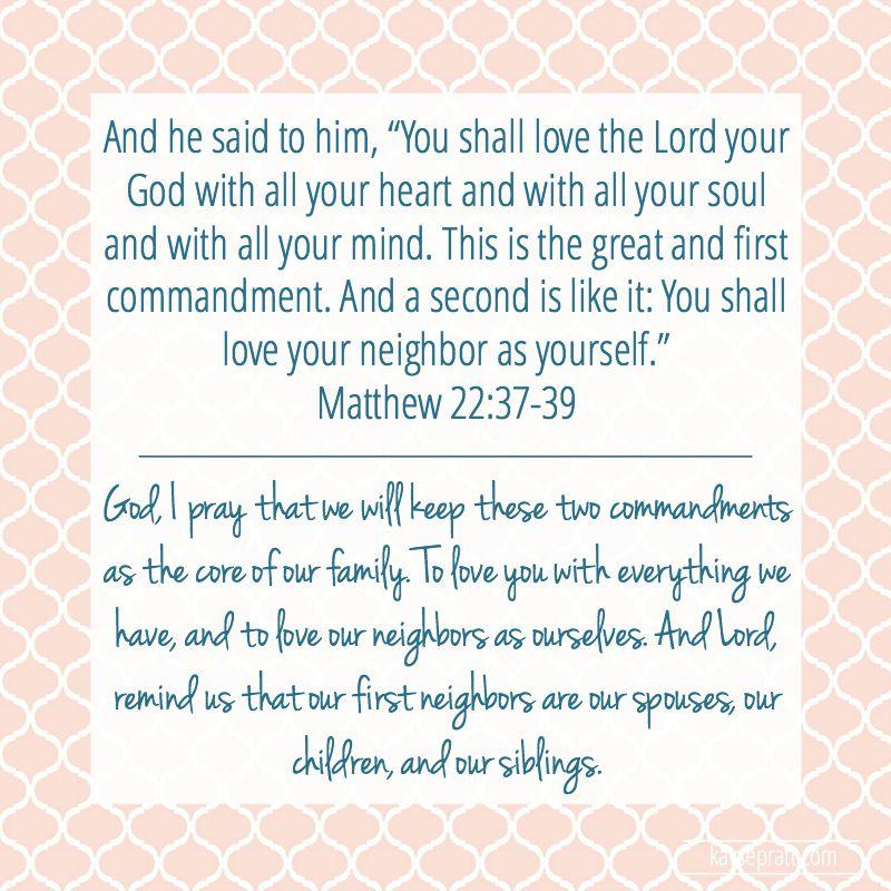 Matthew 22.37