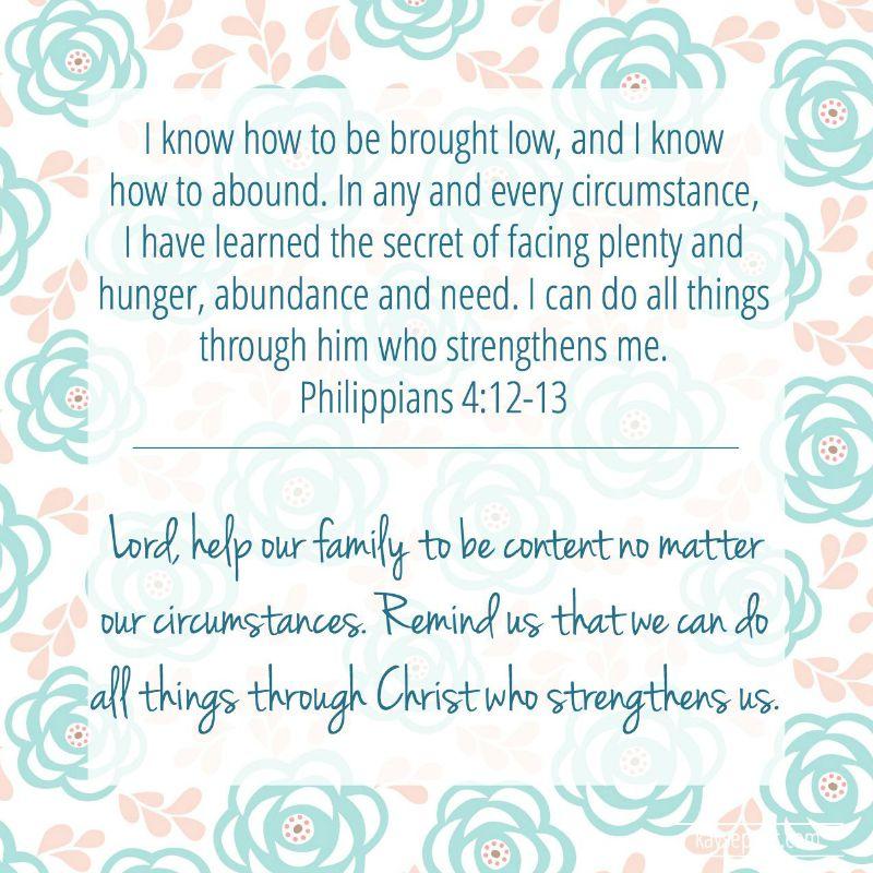 Philippians 4.12