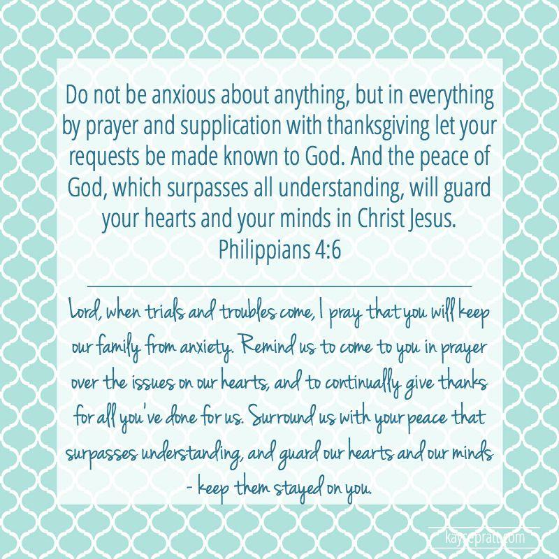 Philippians 4.6