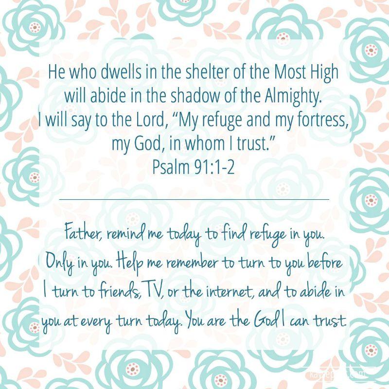 Psalm 91.1