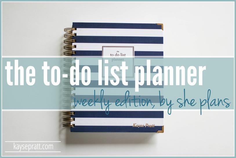 hourly to do list