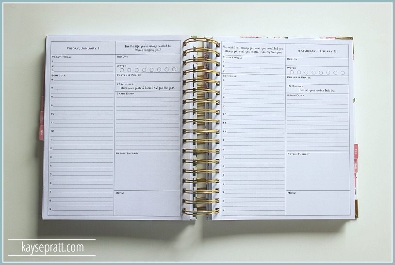 The Ultimate Planner Review :: 2016 Edition - Intentional Moms