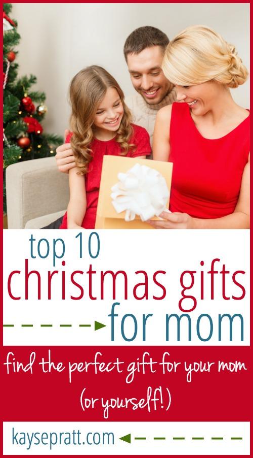 Christmas Gift For Mom - KaysePratt.com Pinterest 2