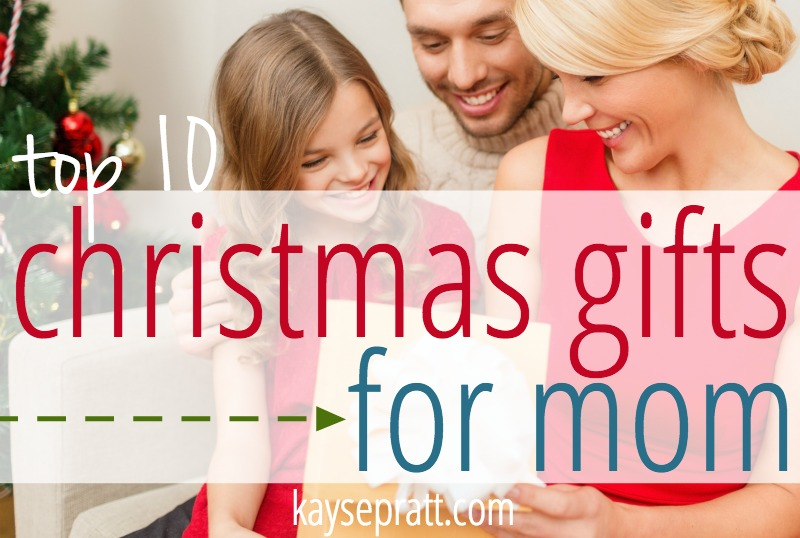 Top 10 christmas gifts for moms intentional moms Christmas ideas for your mom
