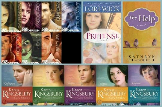 Favorite Fiction Reads - KaysePratt.com