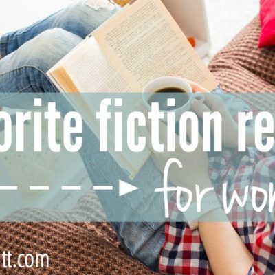 My Favorite Fiction Reads :: Friday Favorites