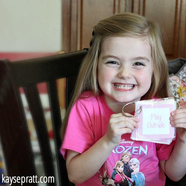 Daily Routine Printable Cards for Kids - KaysePratt.com