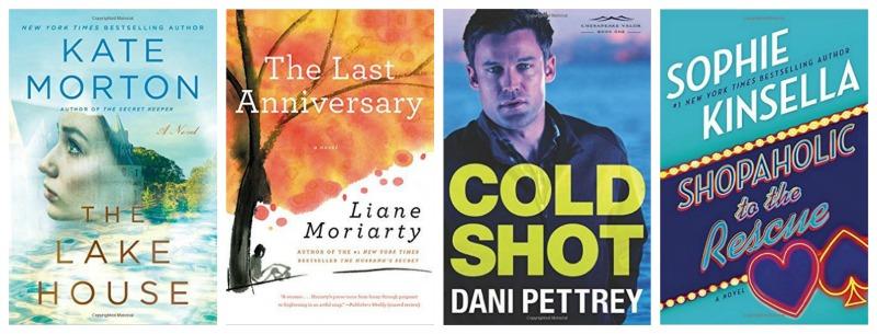 Fiction Book List 2016 - Kayse Pratt.com