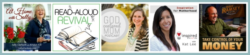 Top 10 Podcasts for Moms - KaysePratt.com