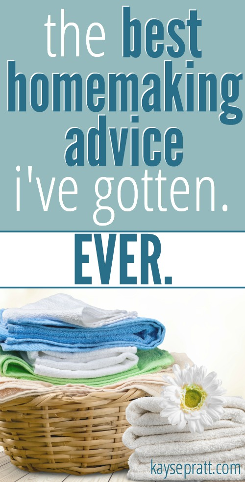 Best Homemaking Advice - KaysePratt.com Pinterest