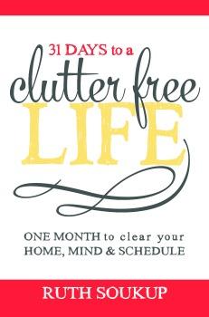 Clear the Clutter for Good - KaysePratt.com