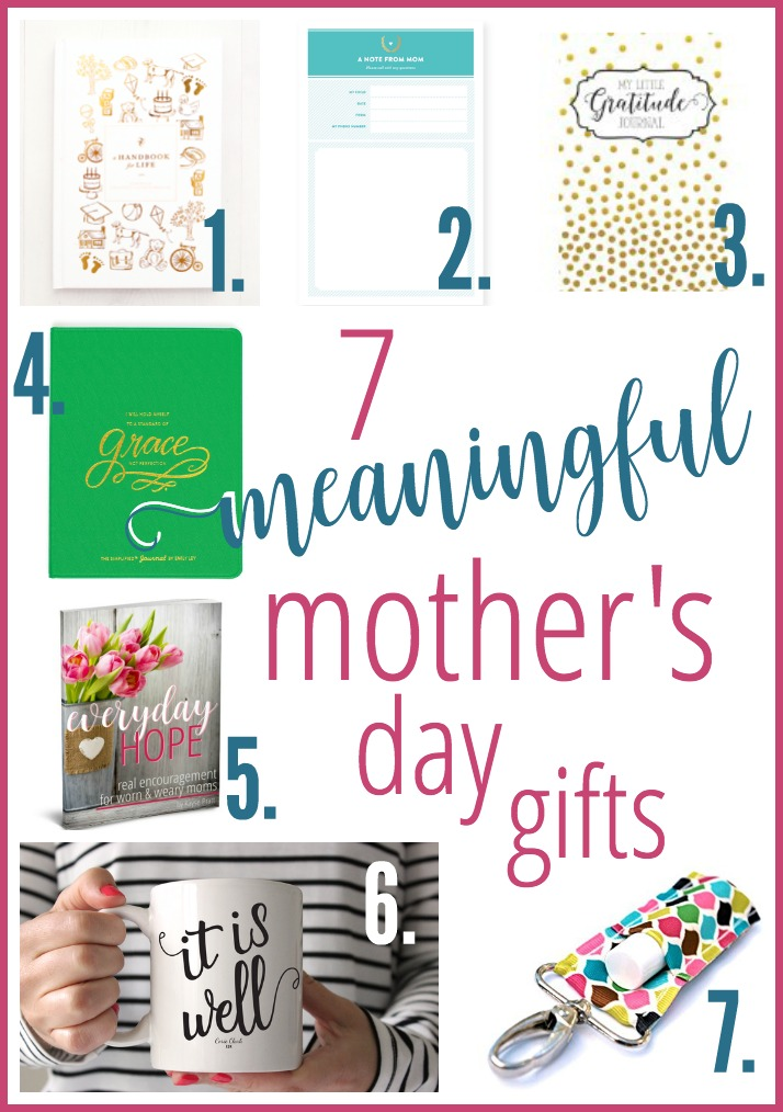 Meaningful Mother's Day Gifts - KaysePratt.com