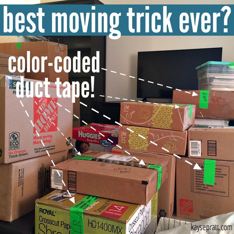 10 essential tips for moving when you've got little kids underfoot - KaysePratt.com