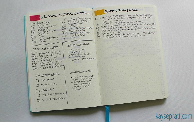 Planning System 2016 - KaysePratt.com 3