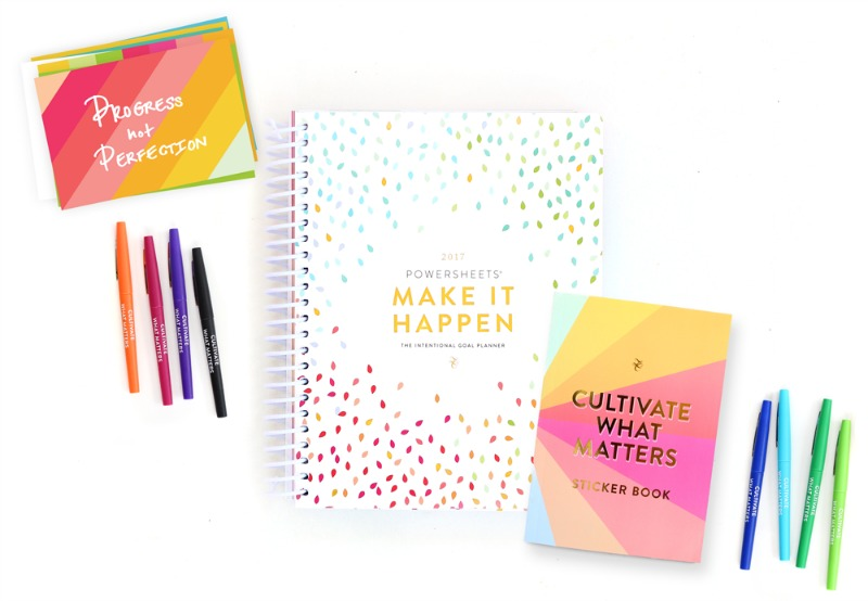 How to set goals that matter in 2017 - IntentionalMoms.com