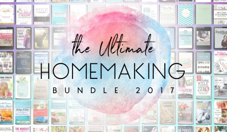 Got a question about The Ultimate Homemaking Bundle?