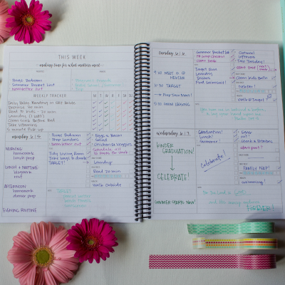 The Organized Life Planner :: 4 ALL-NEW Editions!