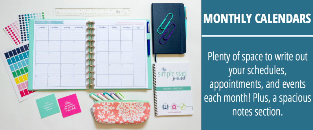 The Ultimate Planner Review - Anchored Women