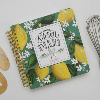 Creating intentional memories in the kitchen