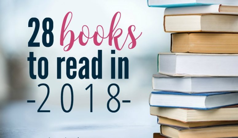28 Books to read in 2018