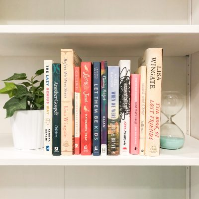 The Anchored Women Book Club // 2021!