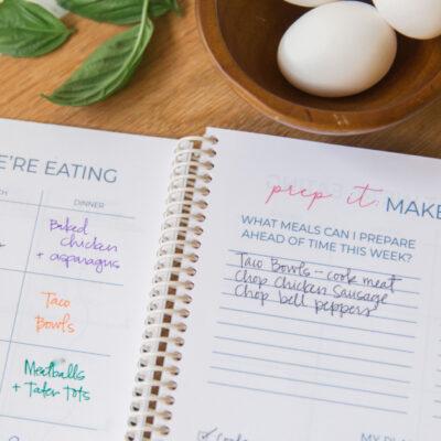 3 Ways to Make Meal Planning Fun