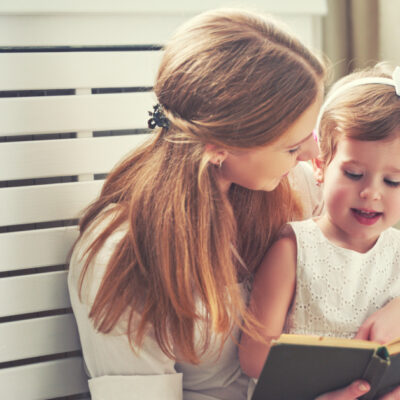 The Secret to Turning Any Family into a Read Aloud Family